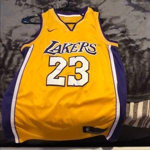 LeBron James Nike Men's Large Jersey